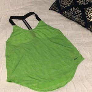 Nike T-back Silky Tank